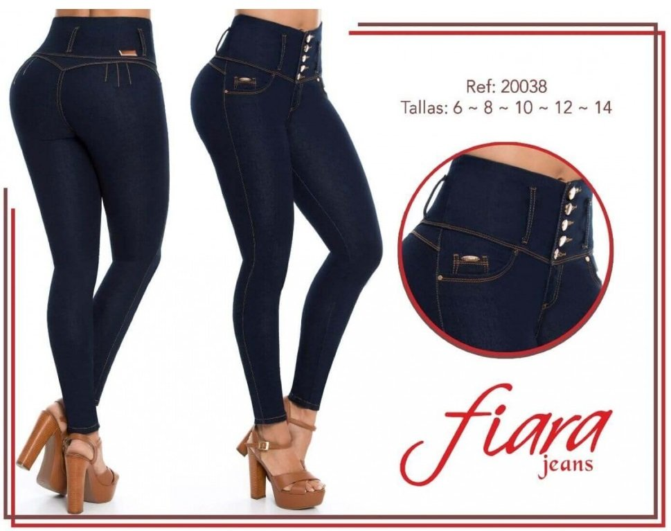 revisa 78939 fa1ac Marcas de pantalones colombianos ♥Kprichos Moda latina♥