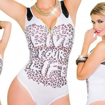 Con este Body colombiano te sentirás bella y atractiva. coqueto y moderno body de uso exterior con faja de doble compresión.