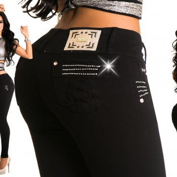 Pantalones colombianos BBY Jeans