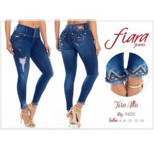 Jean Push Up Fiara Jeans 94253