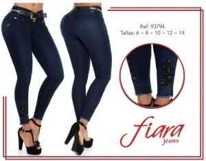 jeans levanta cola Fiera