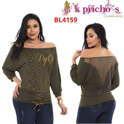 Blusa De Moda Colombiana