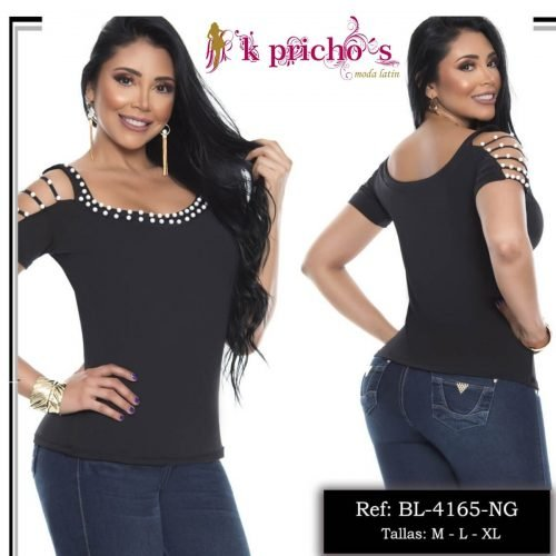 Blusa Colombiana de moda, blusa