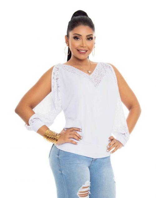 Blusa Colombiana-BL4214