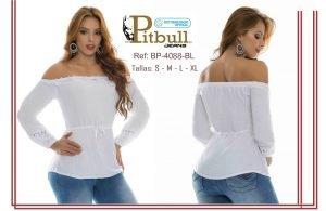 Blusa de moda para mujer