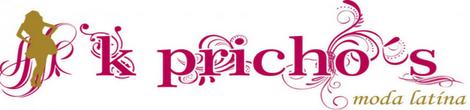 logo Kprichos moda latina
