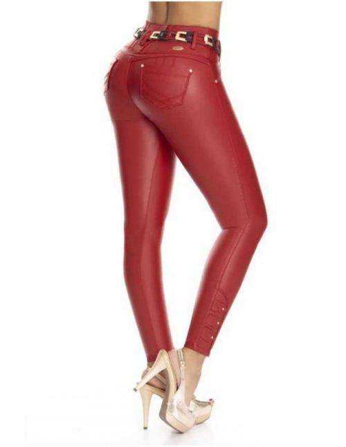 Pantalon Tiro Alto Pitbull PL6701