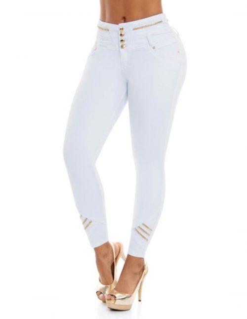 Pantalon Pitbull Tiro Alto PL6723