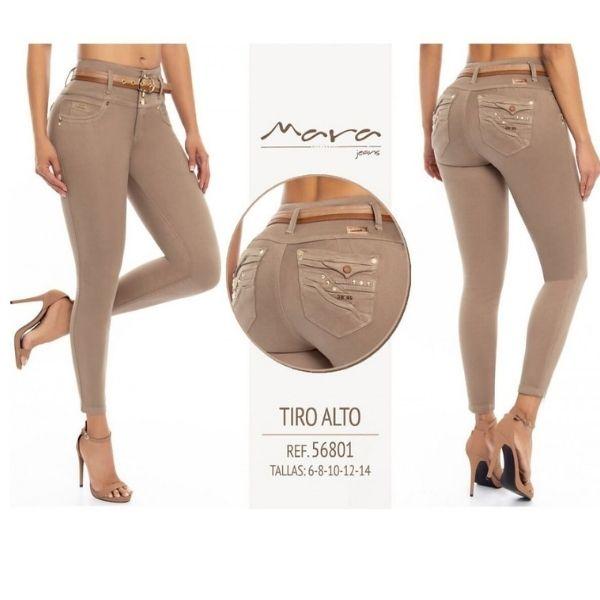 Jeans Push Up Mara 56801