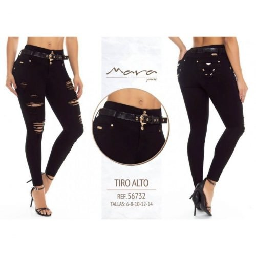 Pantalon Colombiano mara jeans 56732