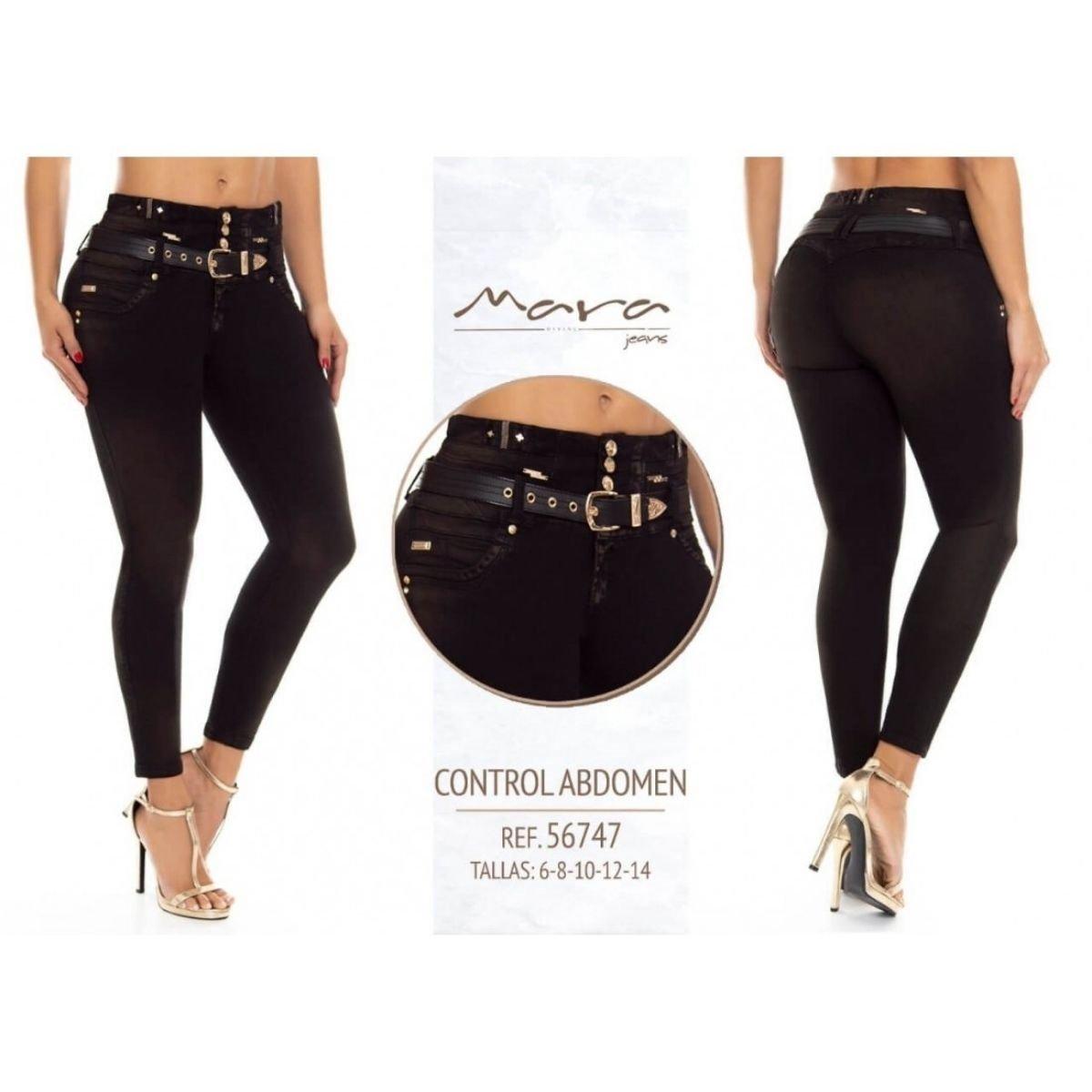 Pantalon Colombiano mara jeans 56747