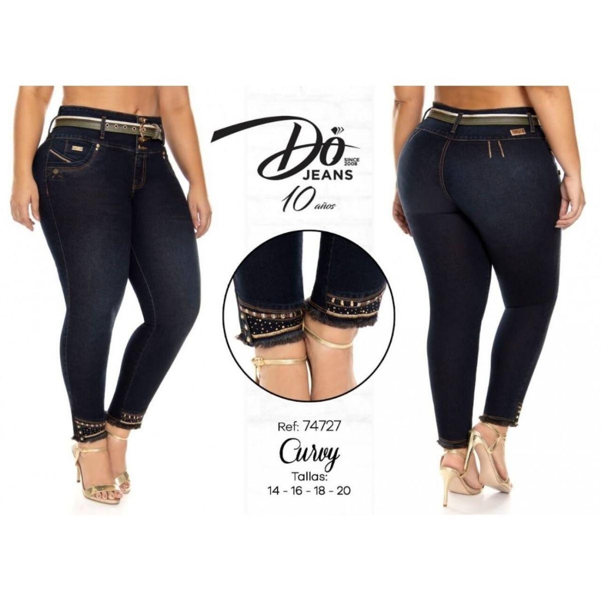 Pantalon Do! jeans Talla Grande 74727