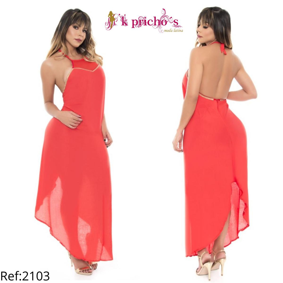 Vestido de oferta Ref_2103