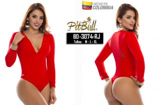 Body Reductor colombiano 3074RJ
