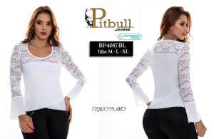 Blusa de Moda Colombiana 4087BL
