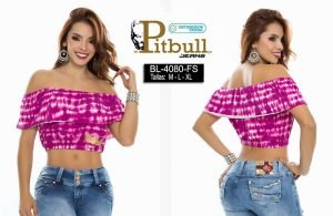 Blusa Colombiana Mujer 4080
