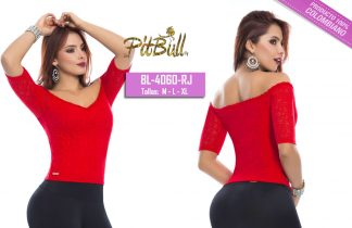 Blusa fashion Colombianas BL4060