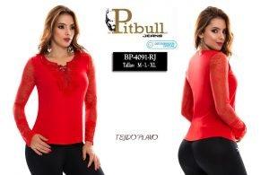 Blusa de Moda Colombiana 4091RJ