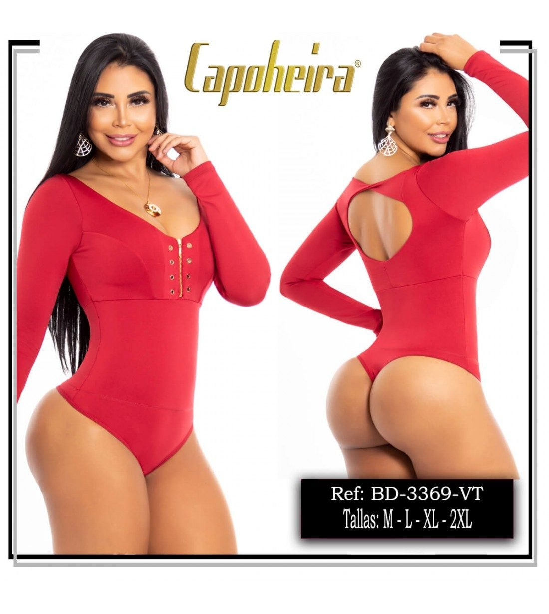 Body Reductor Colombiano- 3369