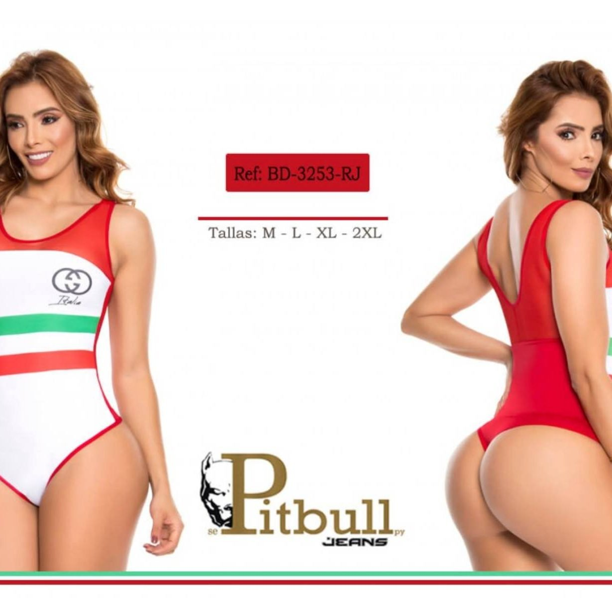 Body Reductor Pitbull BD3253