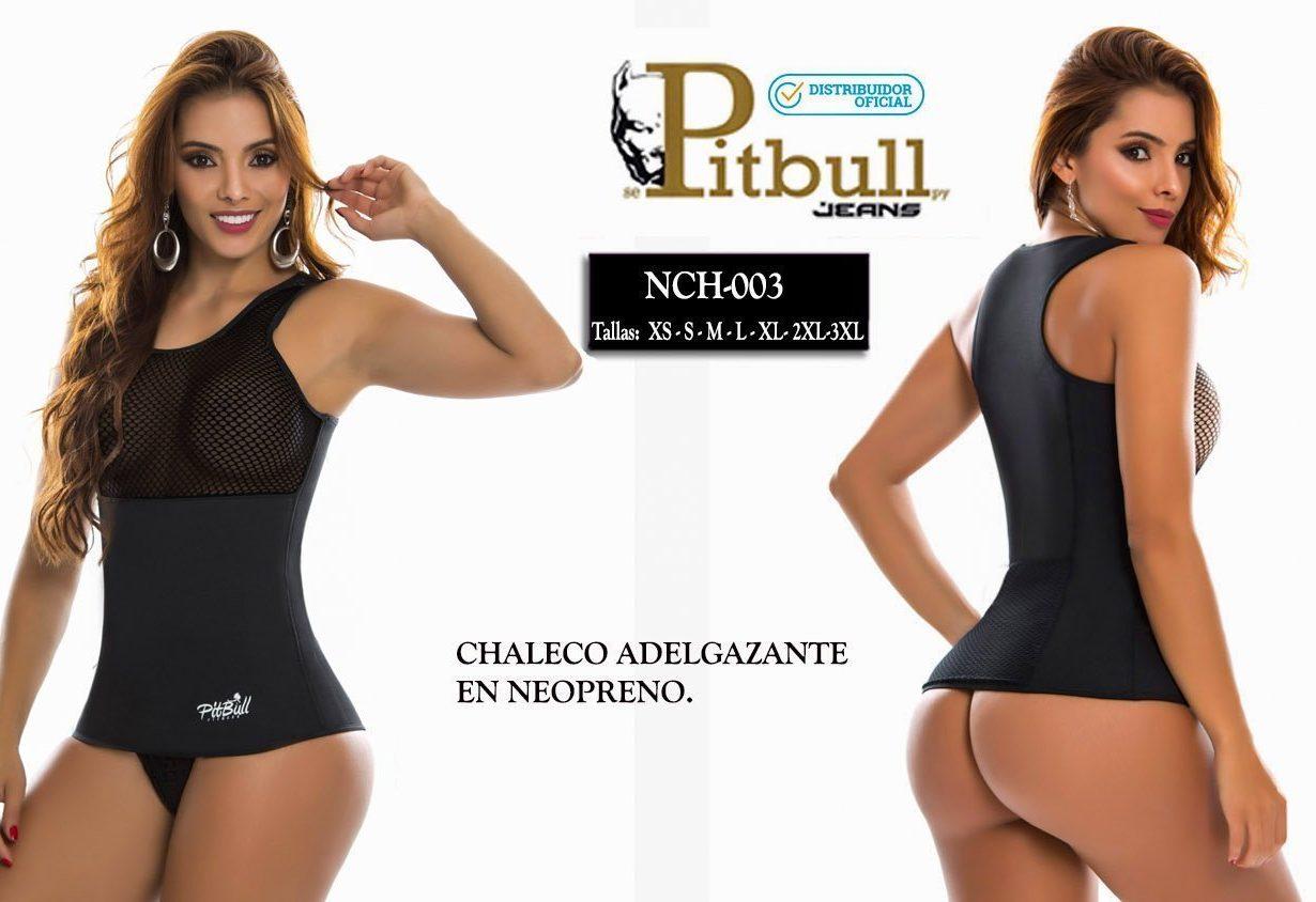 Chaleco neopreno Colombiano NCH003