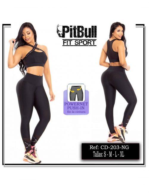 Conjunto Deportivo Pitbull CD203