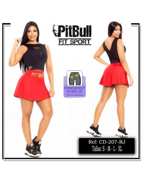 Conjunto Deportivo Pitbull CD207