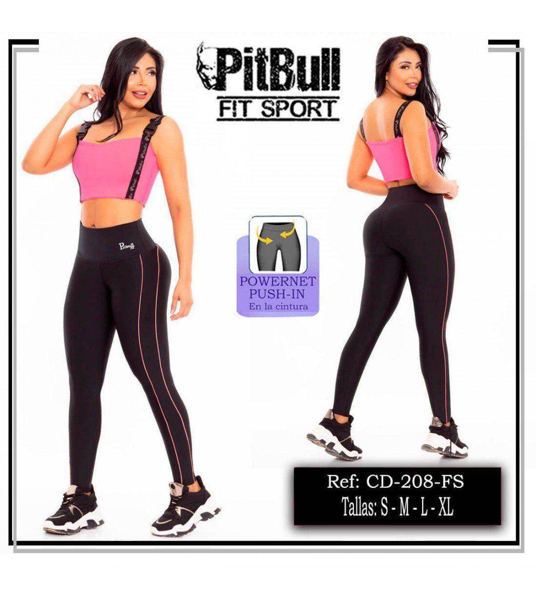 Conjunto Deportivo de la marca Pitbull CD208