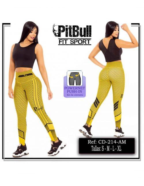 Conjunto Deportivo Pitbull - CD214