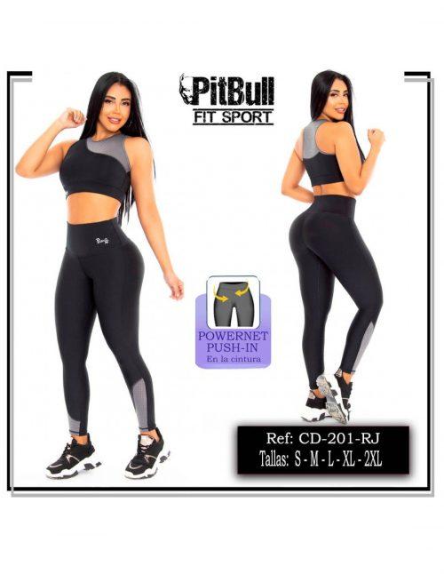 Conjunto Deportivo Pitbull CD201