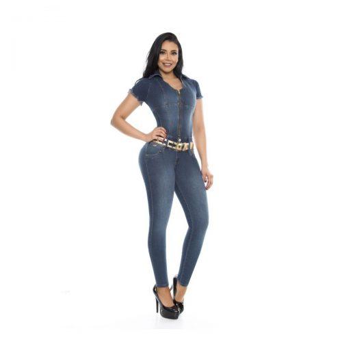 Enterizo Colombiano Kprichos Moda Latina