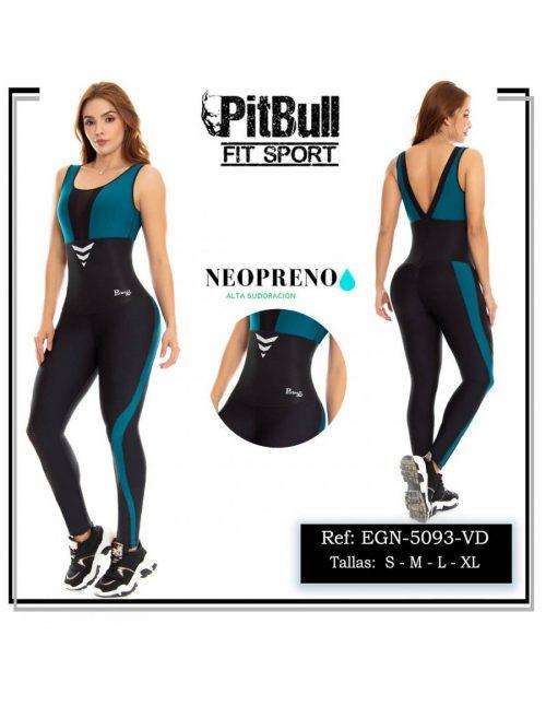 Enterizo Deportivo Neopreno Fit - EGN5093