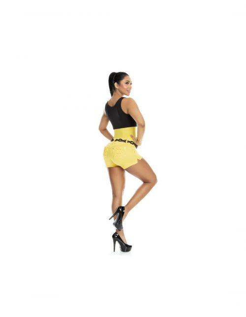 Los Shorest levanta cola son una increíble opción para ajustar la zona abdominal, recoger el glúteo y darle forma a las caderas.