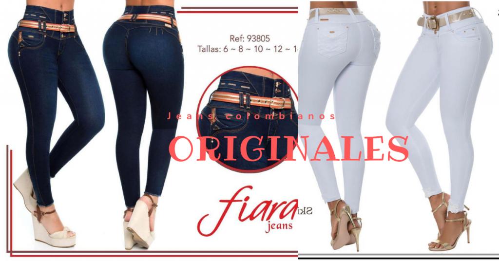 Jeans colombianos Originales