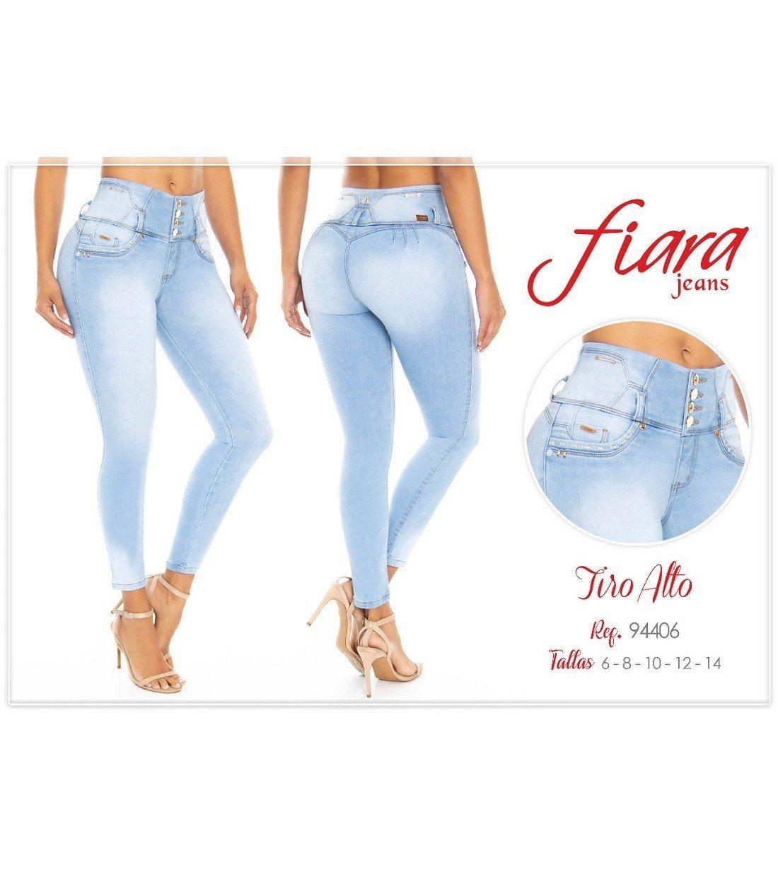 Jean Colombiano Fiara Jeans - PA94406