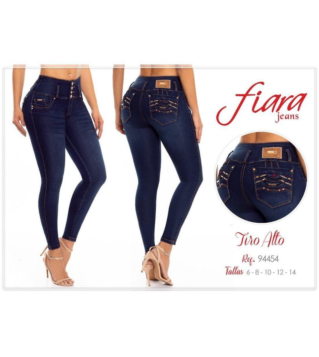 Pantalon Colombiano Do Jeans -94454