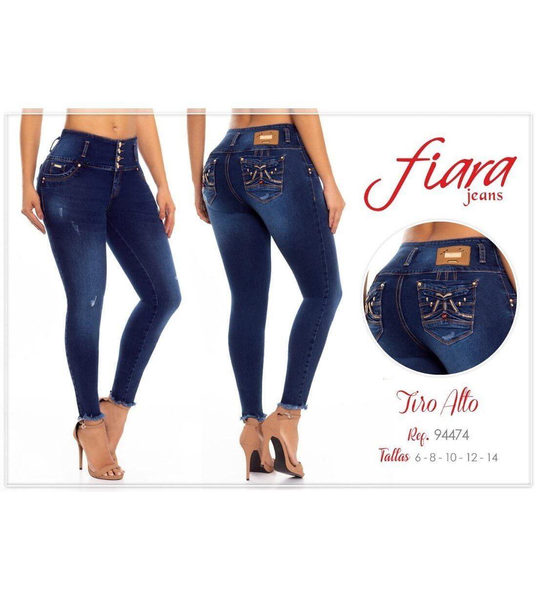 Pantalon Colombiano Do Jeans -94474