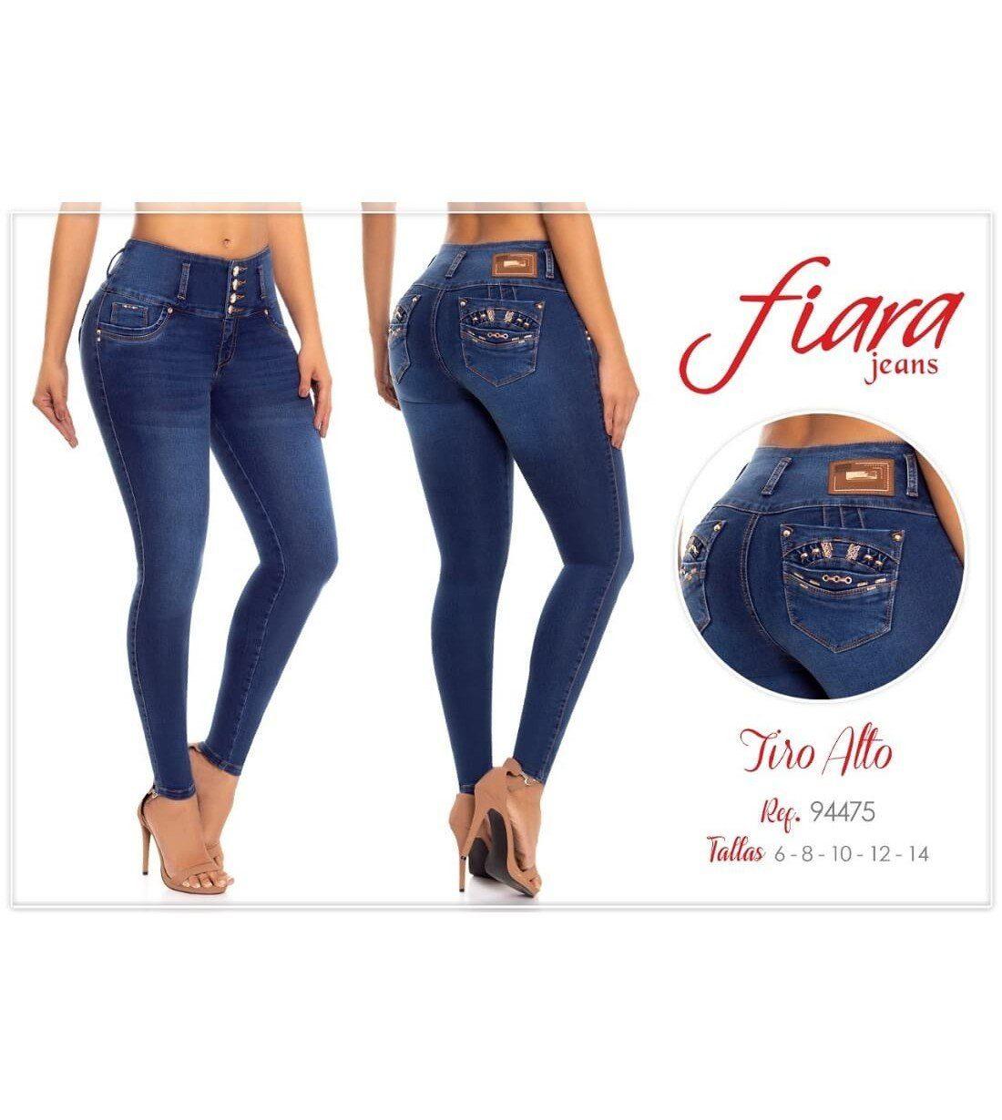 Pantalon Colombiano Do Jeans -94475