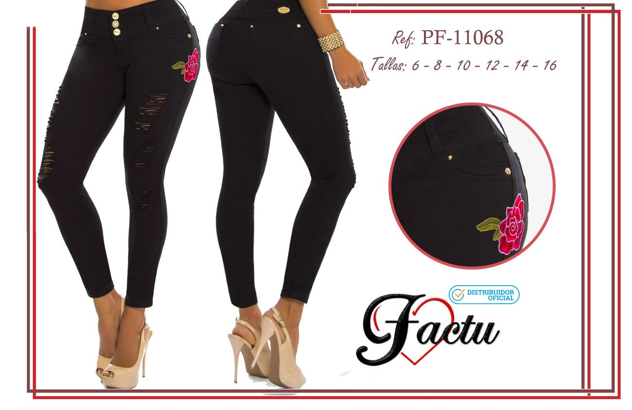 Pantalon Levanta cola pitbull PF11068