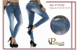 Pantalon Levanta cola pitbull PT6183