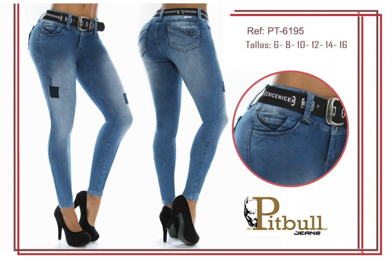 Pantalón colombiano pitbull PT6195