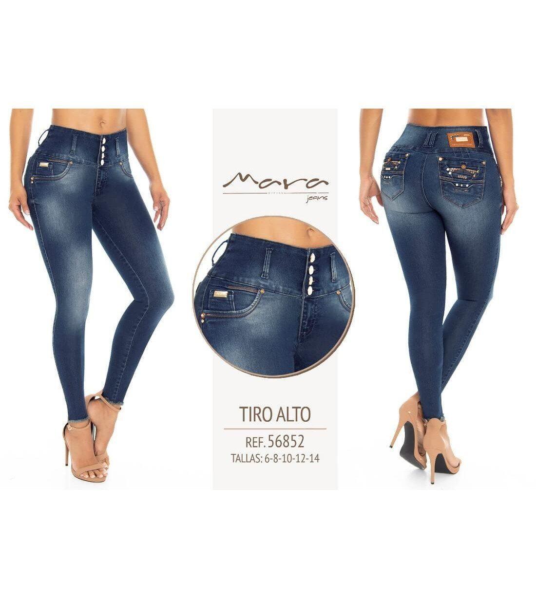 Jeans Colombiano Mara- 56852