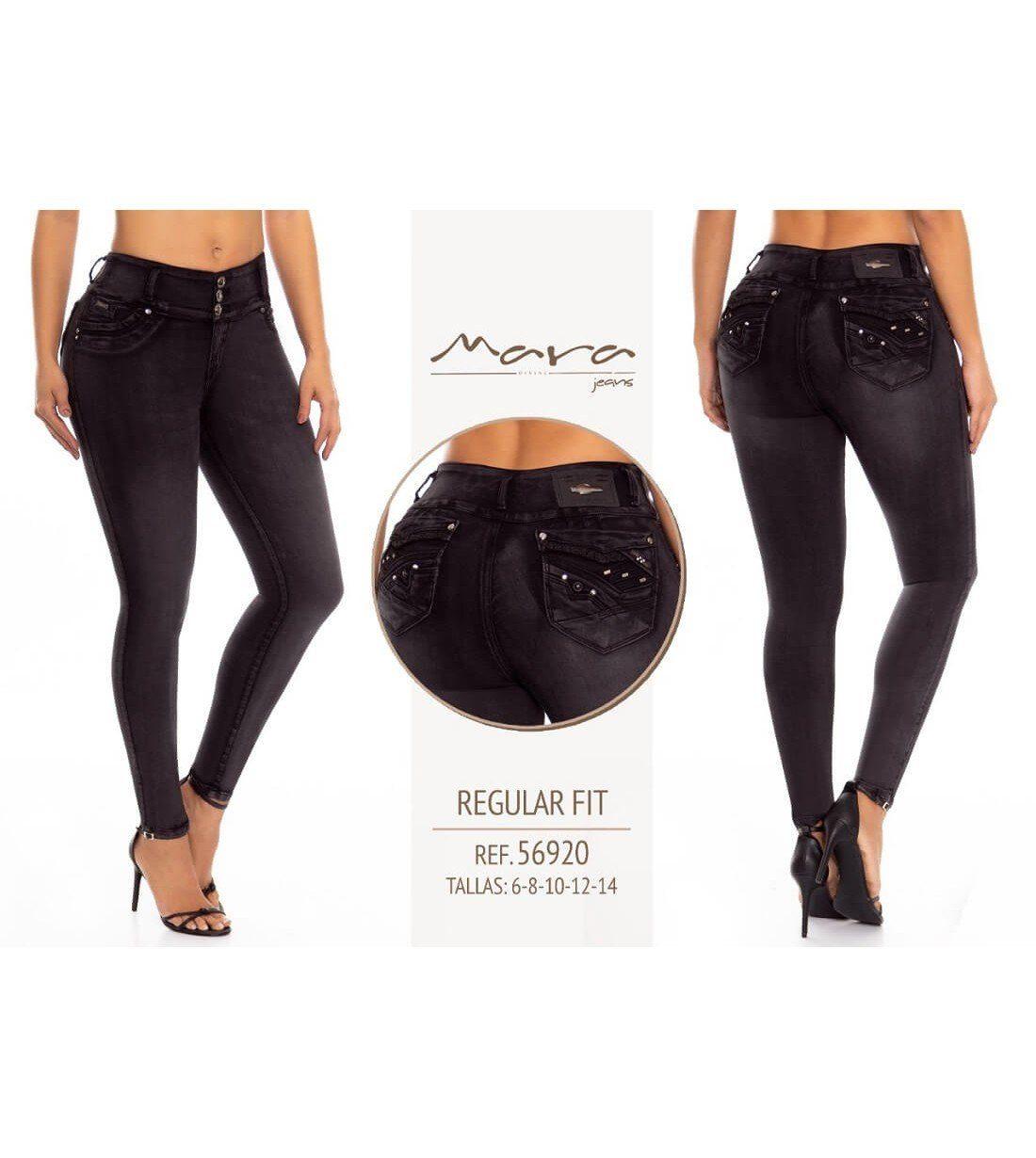 Jeans Colombiano Mara- 56920