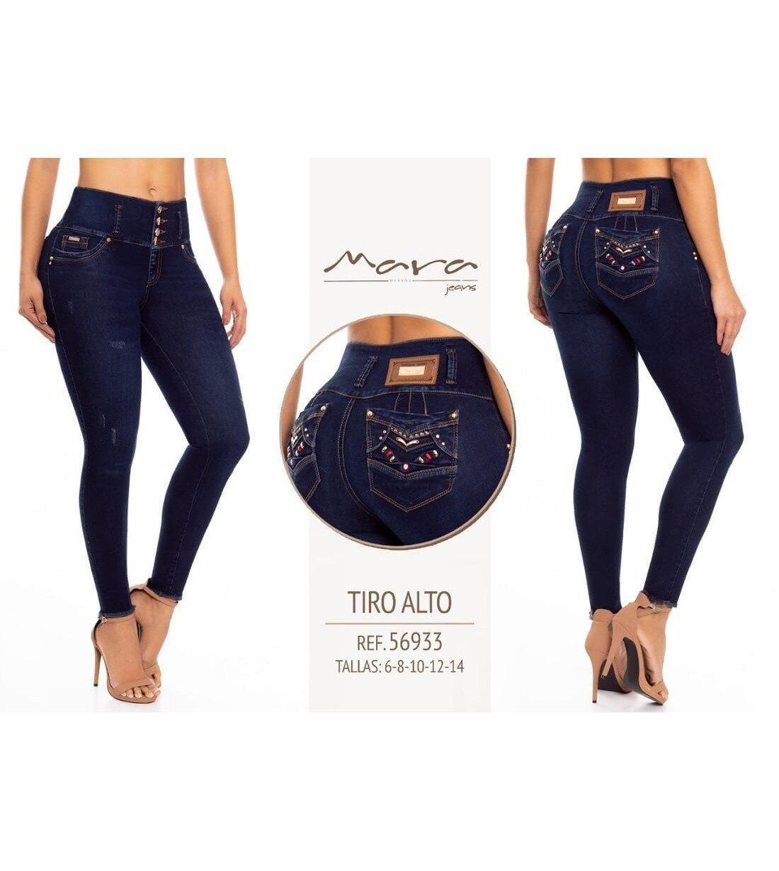 Jeans Colombiano Mara- 56933