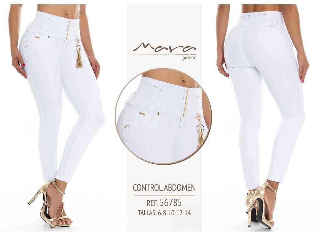 Jeans Mara levanta cola 56785