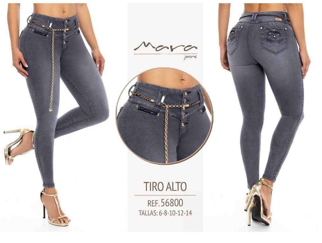 Jeans Mara levanta cola 56800