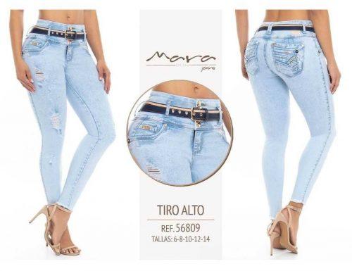 Jeans Mara levanta cola 56809