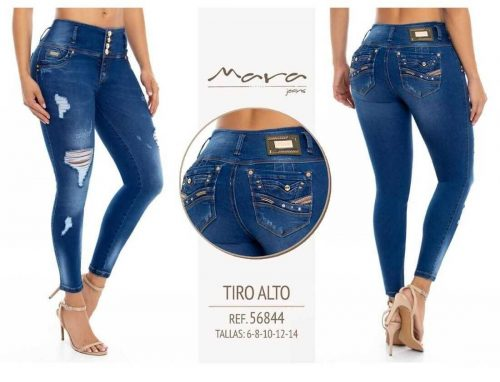 Jeans Mara levanta cola 56844