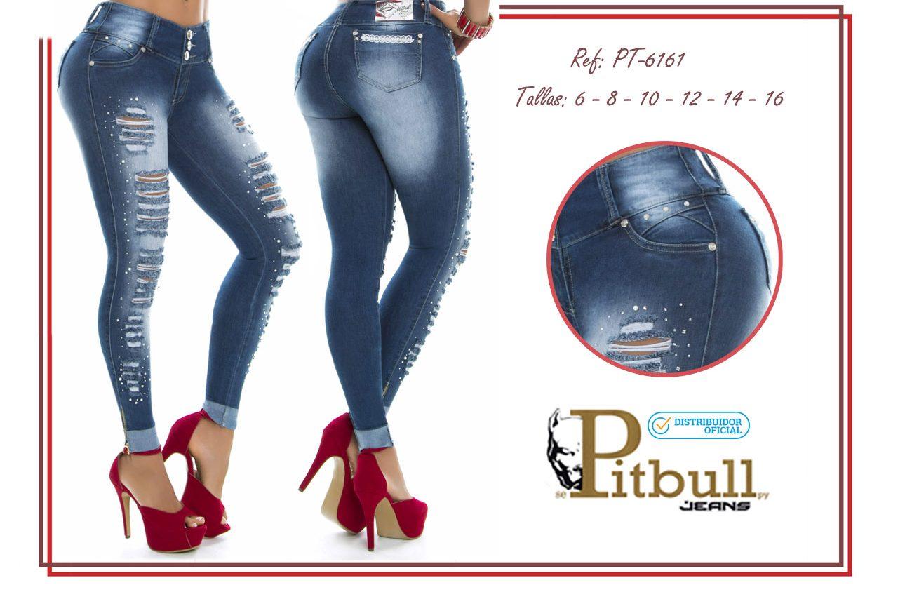 Pantalón vaquero PT6161