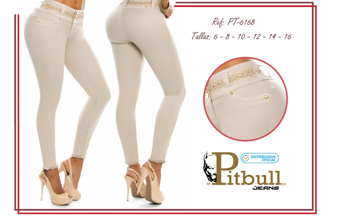 Pantalón colombiano PT6168
